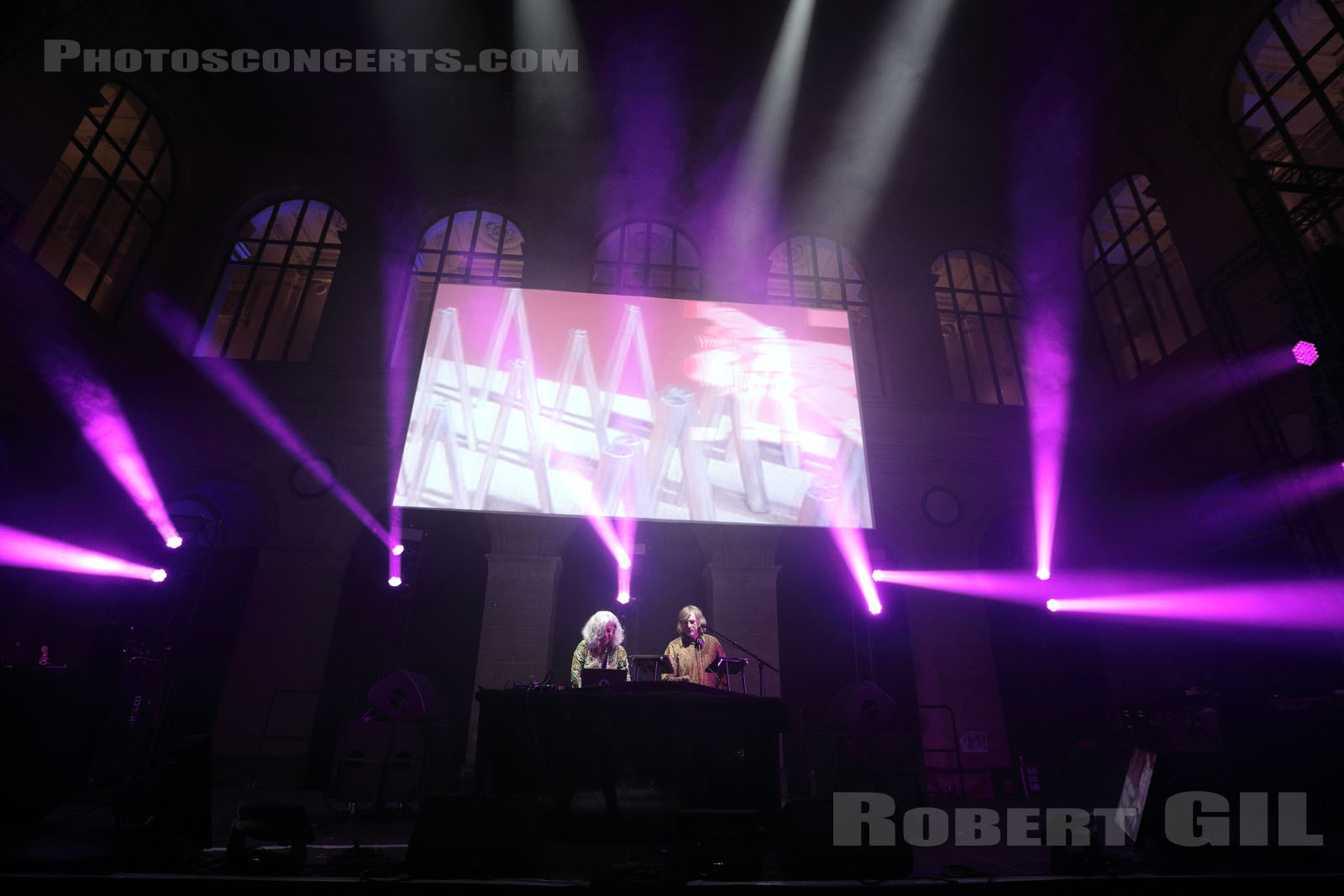 MATT BLACK - 2019-04-21 - PARIS - Palais Brongniart - La Nef